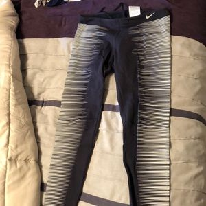Nike Dri-Fit reflective leggings